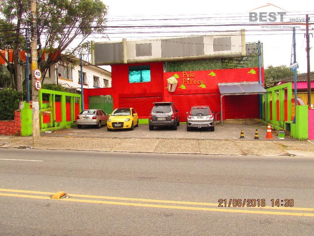 Sobrado comercial à venda, Alto da Lapa, São Paulo.