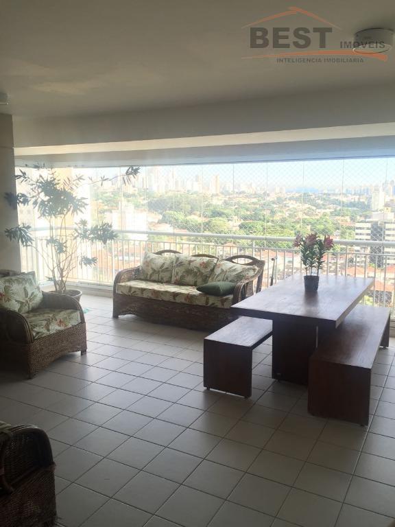 Apartamento residencial à venda, Vila Leopoldina, São Paulo - AP4315.
