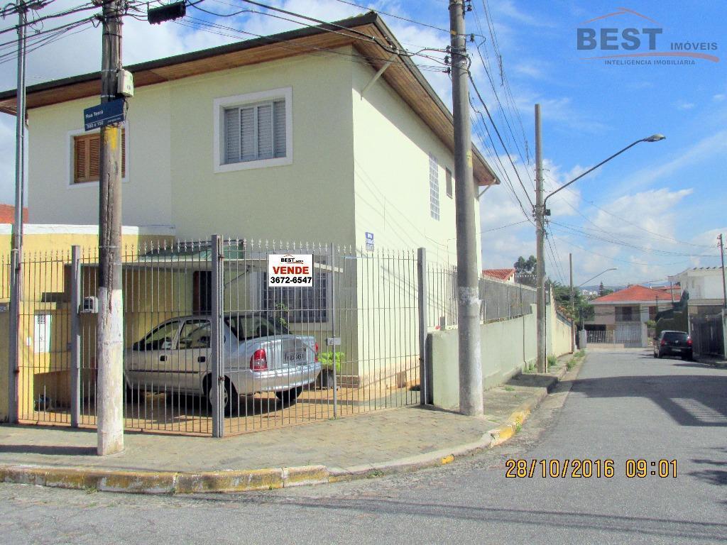 Sobrado residencial à venda, Vila Leopoldina, São Paulo.