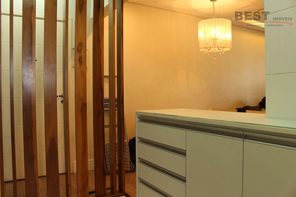 apartamento todo reformado, 3 dormitórios com armários, cozinha planejada, sala 2 ambientes, varanda gourmet, 2 vagas,...