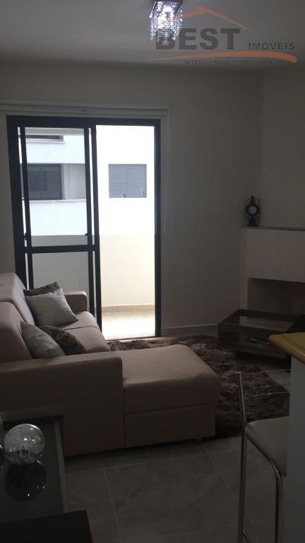 apartamento com 2 dormitórios sendo 1 suíte com sacada, sala p/ 2 ambientes com sacada e...