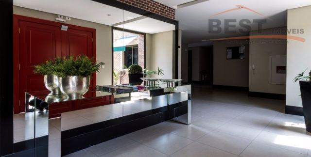 apartamento com varanda, móveis sob medida no quarto, banheiro e cozinha, piso em laminado da durafloor,...