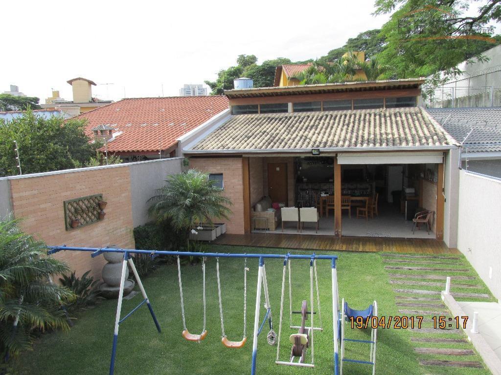 Casa residencial à venda, Alto da Lapa, São Paulo.