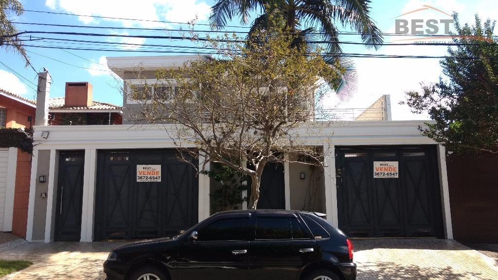 Sobrado residencial à venda, Alto da Lapa, São Paulo.