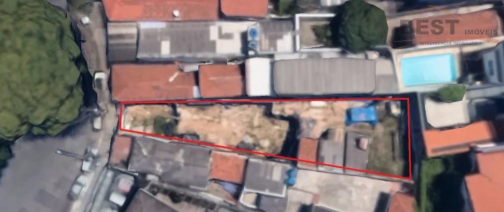 Terreno residencial à venda, Vila Romana, São Paulo - TE0141.
