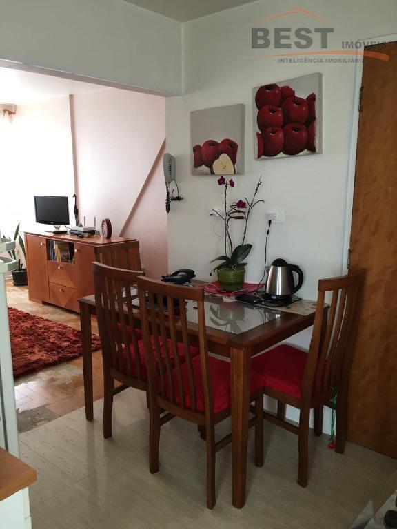 apartamento com 02 dormitórios 02 wc 1 vaga pronto para morar.próximo ao metro vila madalena.