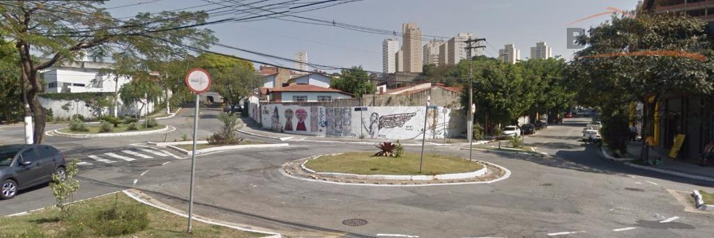 Terreno residencial para locação, Vila Ipojuca, São Paulo.