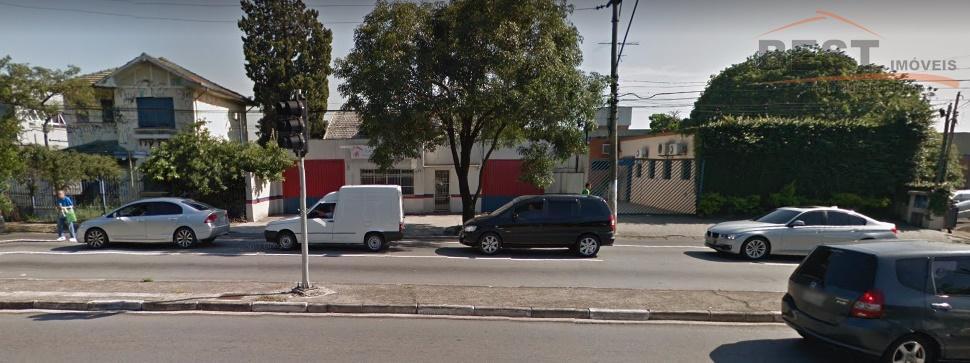 Casa comercial para locação, Lapa, São Paulo.