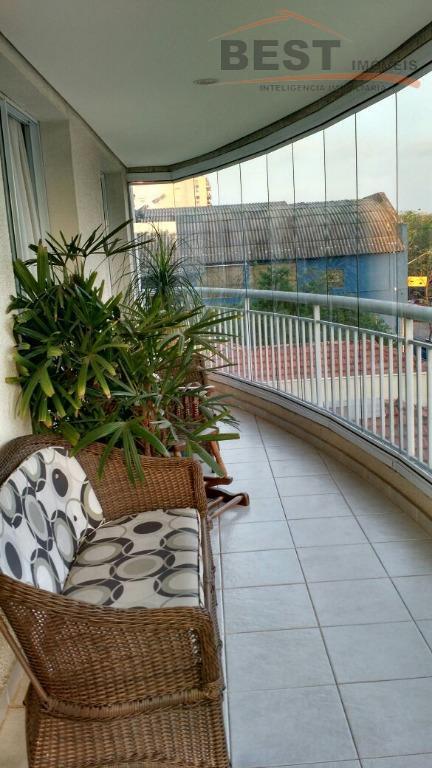 Apartamento residencial à venda, Bela Aliança, São Paulo - AP4729.