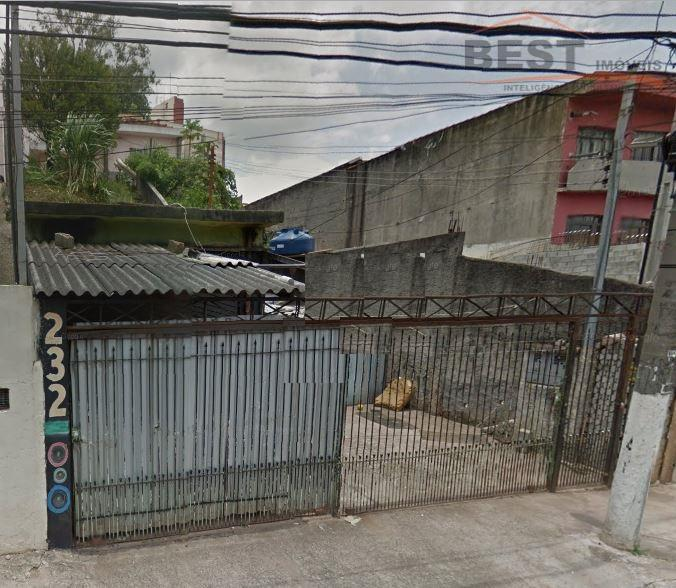 Terreno residencial à venda, Vila Mangalot, São Paulo - TE0073.
