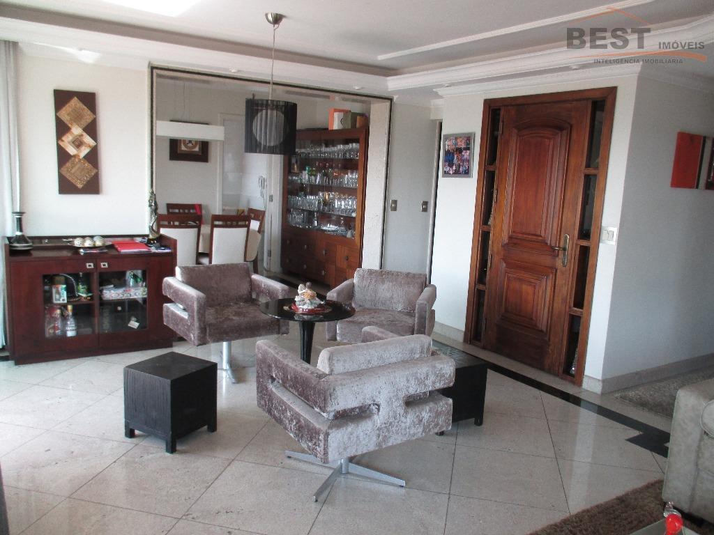 Apartamento residencial à venda, City Lapa, São Paulo.