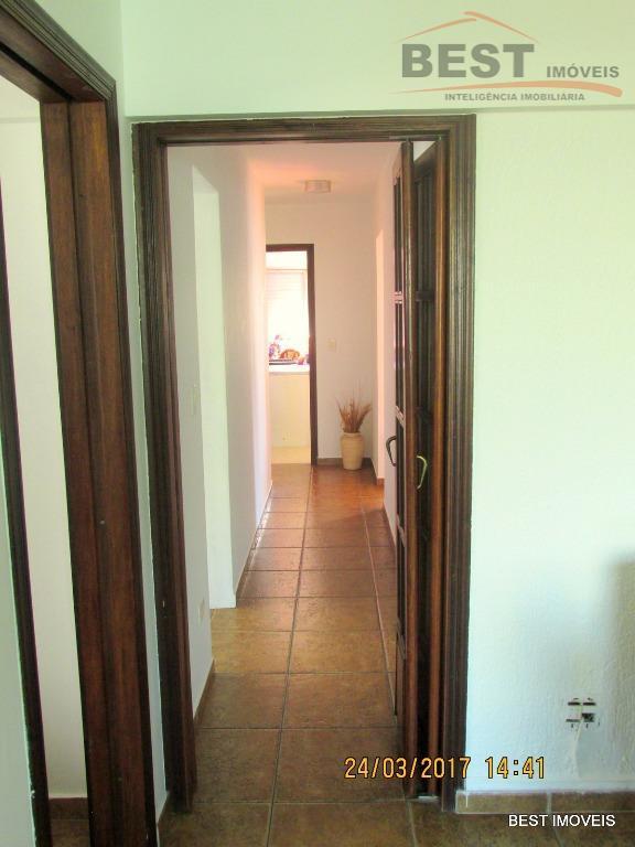 excelente apartamento com 3 dormitórios sendo 1 suíte, sala para 2 ambientes com sacada, cozinha, banheiro...