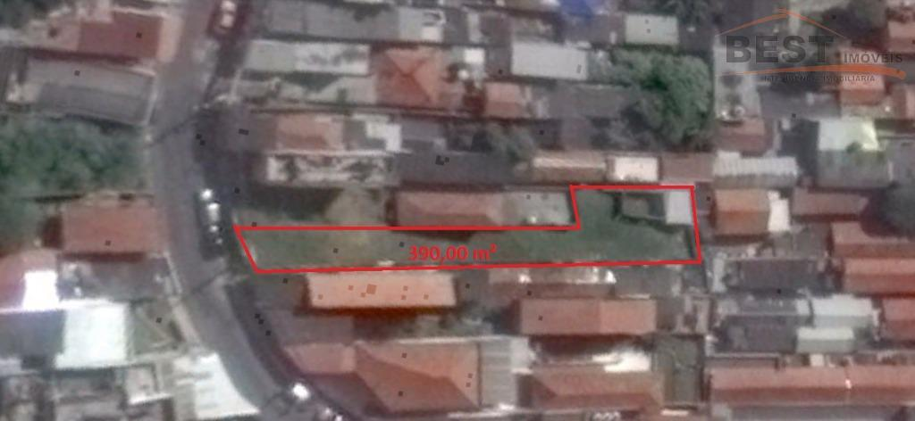 Terreno residencial à venda, Vila Anglo Brasileira, São Paulo.