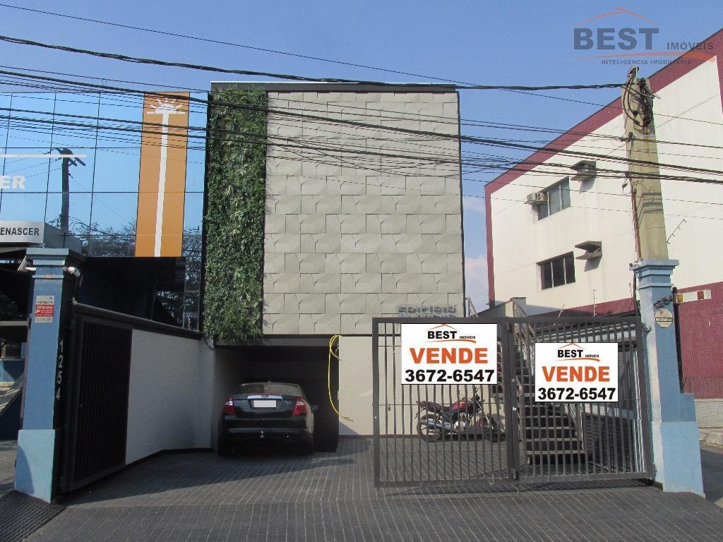 Prédio comercial para venda e locação, Alto da Lapa, São Paulo.