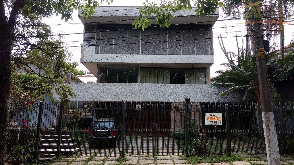 Sobrado residencial para venda e locação, Alto da Lapa, São Paulo.
