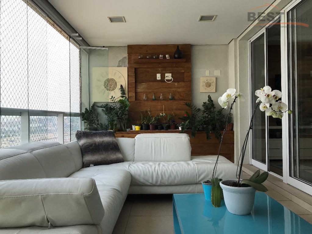 Apartamento residencial à venda, Vila Leopoldina, São Paulo - AP4978.