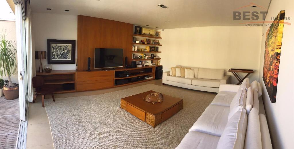 excelente casa térrea na melhor rua da city lapa com, 641 m² de terreno 3 suítes,...