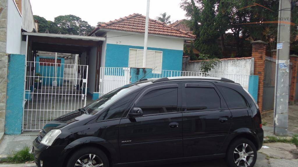 Casa residencial à venda, Vila Piauí, São Paulo.