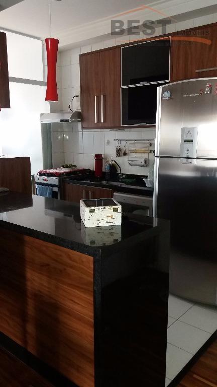 ótimo condomínio, área lazer completa, apartamento andar alto, com janelas antiruidos, 3 dormitórios sendo 1 suite...