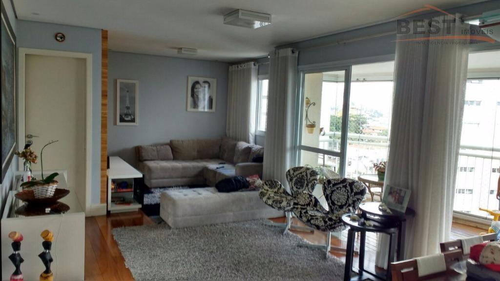 ótima localização, rua tranquila, dormitórios com armários embutidos, sala ampliada , varanda gourmet, cozinha planejada, lavabo,...