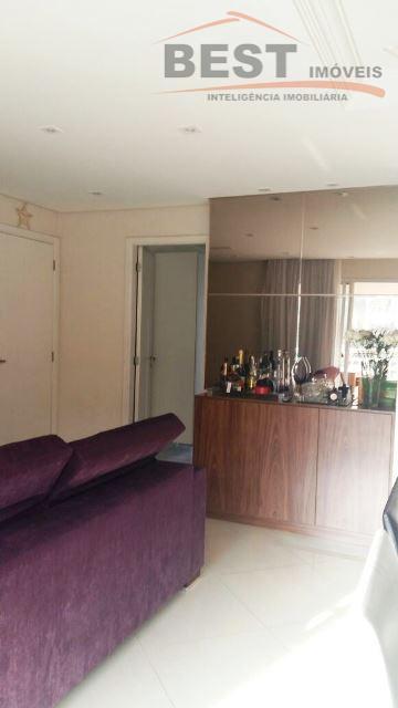 Apartamento residencial à venda, Rio Pequeno, São Paulo.