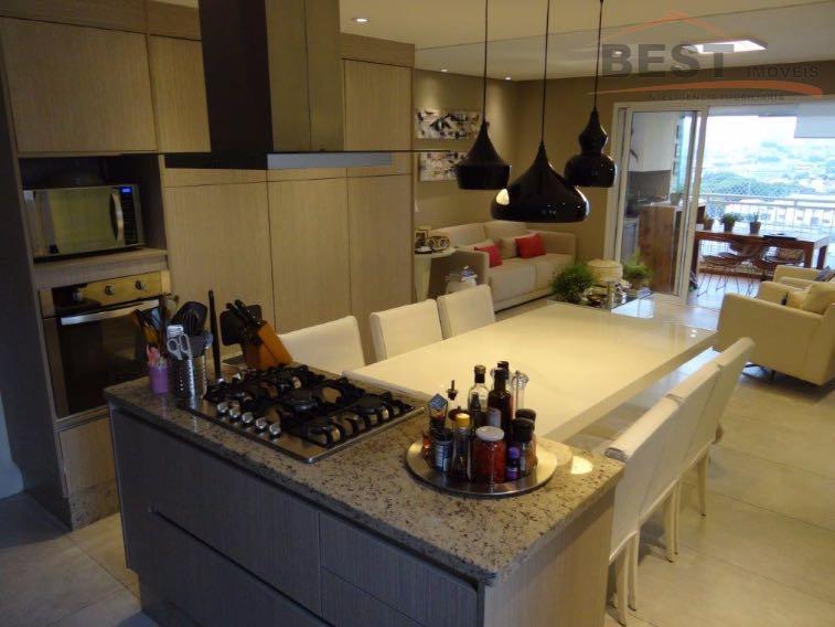 condomínio com lazer completo, 3 suites com armários, sala ampliada, cozinha planejada, dep. emp. varanda gourmet,...