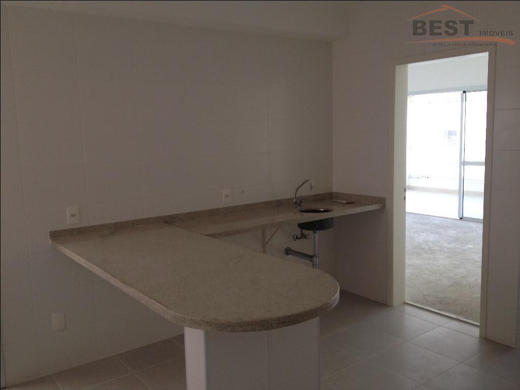 ótima localização, melhor rua da vila leopoldina, andar alto, 4 suites, lavabo, living 3 ambientes, varanda...