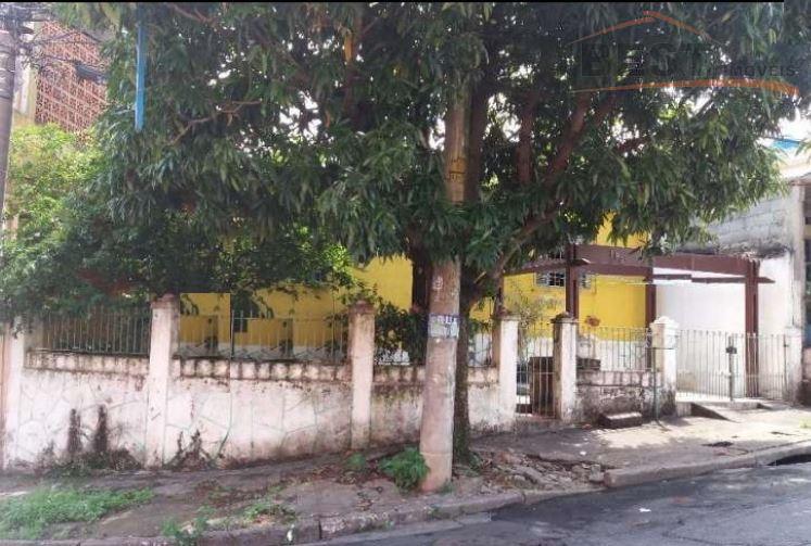 Casa residencial à venda, Ayrosa, Osasco.