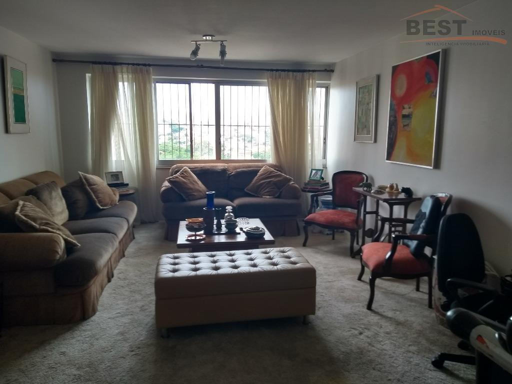 Apartamento residencial à venda, Alto de Pinheiros, São Paulo.