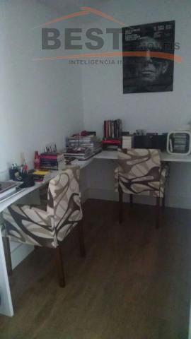apartamento para venda na vila ipojuca em são paulo, com 102 m², 3 dormitórios, sendo 1...