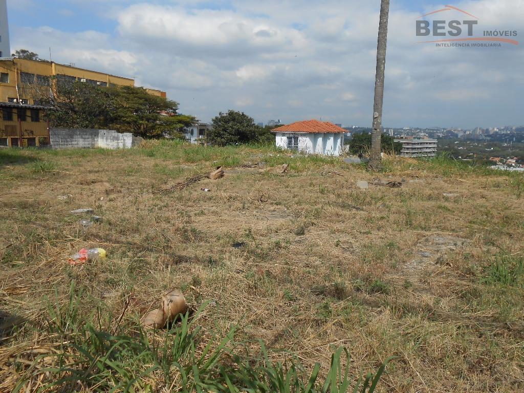 Terreno comercial para locação, Vila Romana, São Paulo.