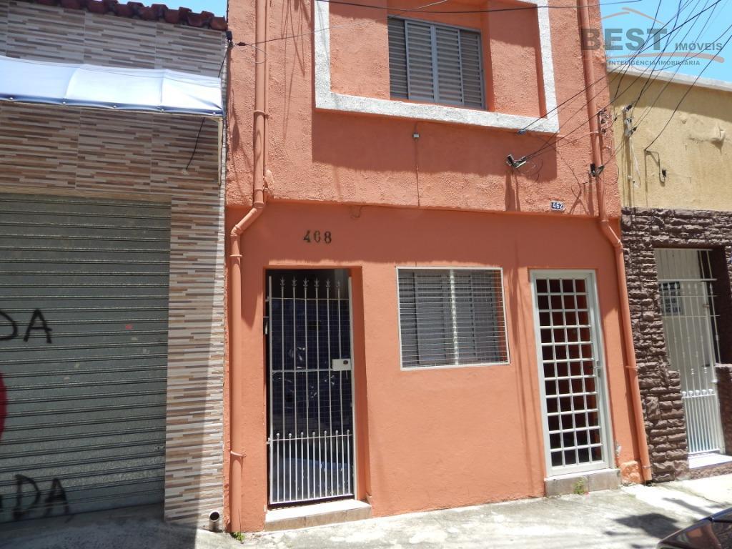 Casa com 1 dormitório para alugar, 30 m² por R$ 1.000/mês - Vila Romana - São Paulo/SP
