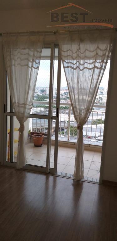 Apartamento com 2 dormitórios para alugar, 56 m² por R$ 2.600/mês - Vila Leopoldina - São Paulo/SP