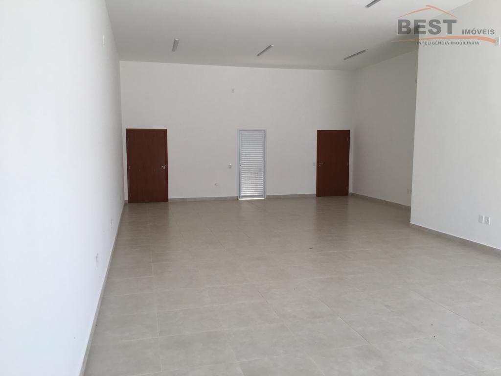 Salão para alugar, 108 m² por R$ 2.200/mês - Parque Campo Bonito - Indaiatuba/SP