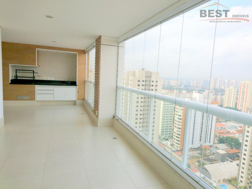 Apartamento com 3 dormitórios à venda, 186 m² por R$ 1.950.000 - Vila Leopoldina - São Paulo/SP