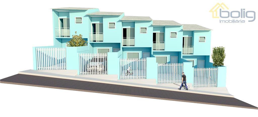 Casa Duplex 2 quartos -  1º Locação - Zé Garoto