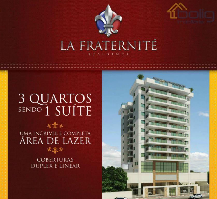 La Fraternité Residence - Apartamentos 3 quartos 1 suíte - Vital Brasil - Niteroi