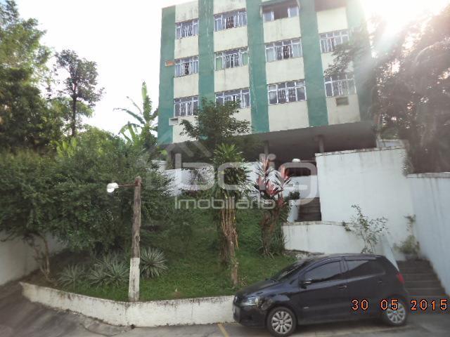 Apartamento  residencial à venda, Zé Garoto, São Gonçalo.