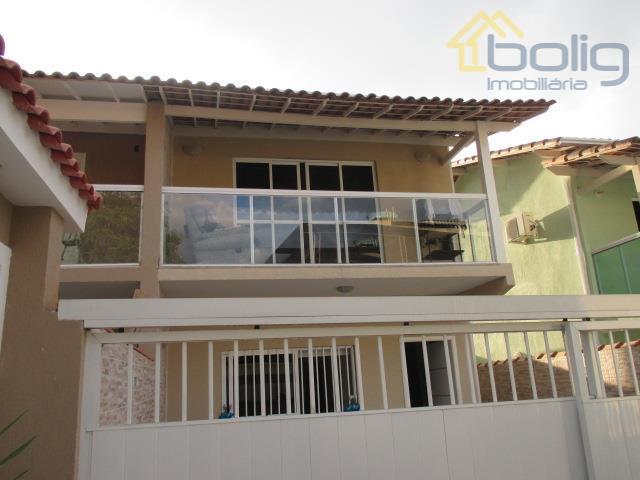 Casa 2 quartos, Barro Vermelho, São Gonçalo - CA0767.
