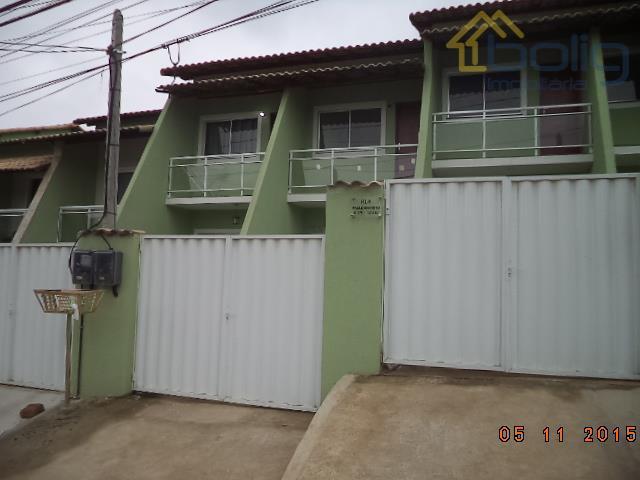 Casas Duplex de 2 quartos e 1 vaga no Vila III