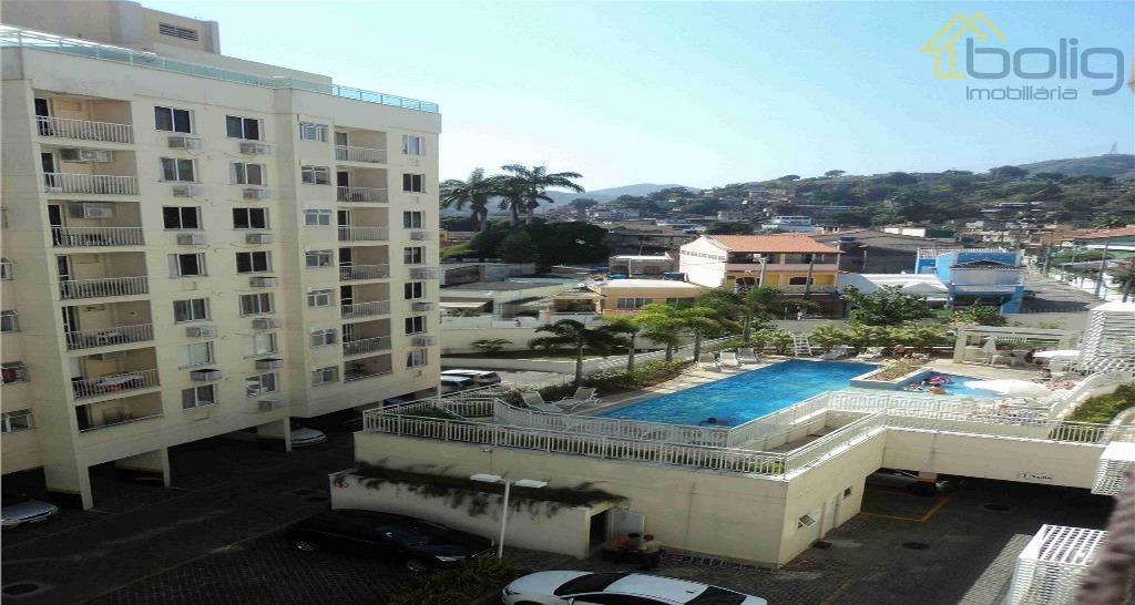 Apartamento residencial à venda, Barreto, Niterói.