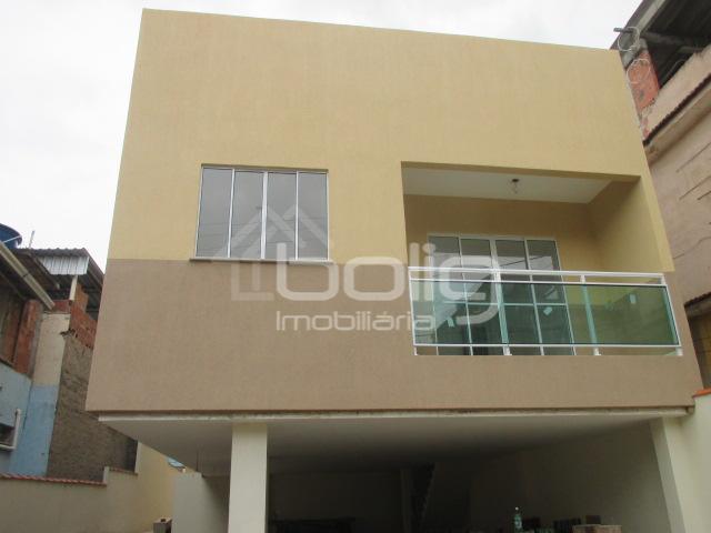 Casa tipo apartamento, 2 quartos, Barro Vermelho, São Gonçalo.