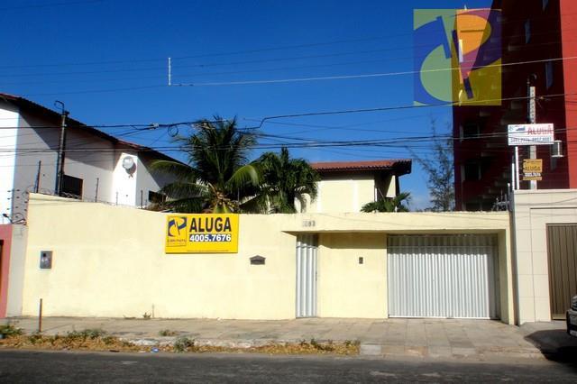 Casa comercial para venda e locação, Engenheiro Luciano Cavalcante, Fortaleza - CA1744.