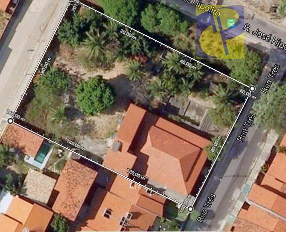 Terreno residencial à venda, Messejana, Fortaleza - TE0316.