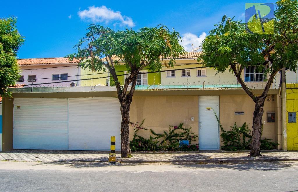 Casa residencial à venda, Água Fria, Fortaleza - CA1365.