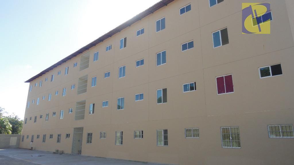 Apartamento residencial para locação, Cambeba/Messejana, Fortaleza - AP1148.