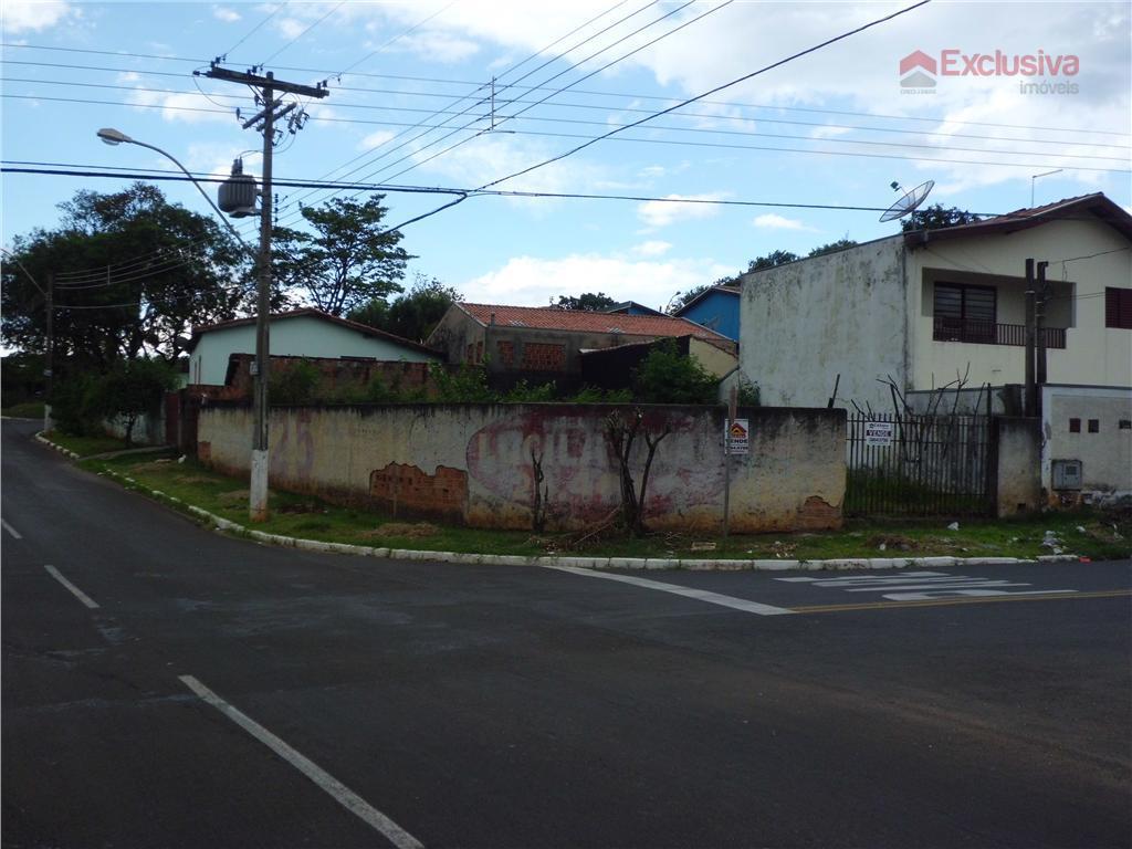 Terreno  residencial à venda, Jardim Planalto, Paulinia.