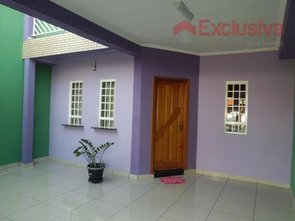 Casa residencial à venda, Vila Monte Alegre, Paulínia - CA0246.