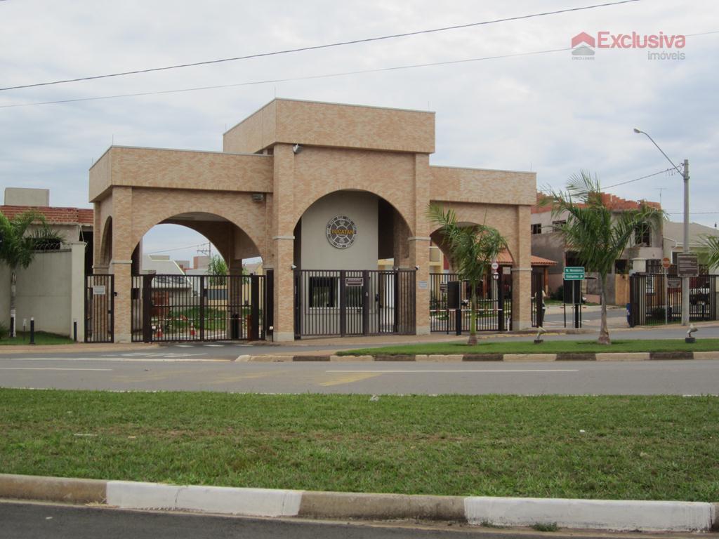 Casa  residencial à venda, Condomínio Yucatan, Paulínia.