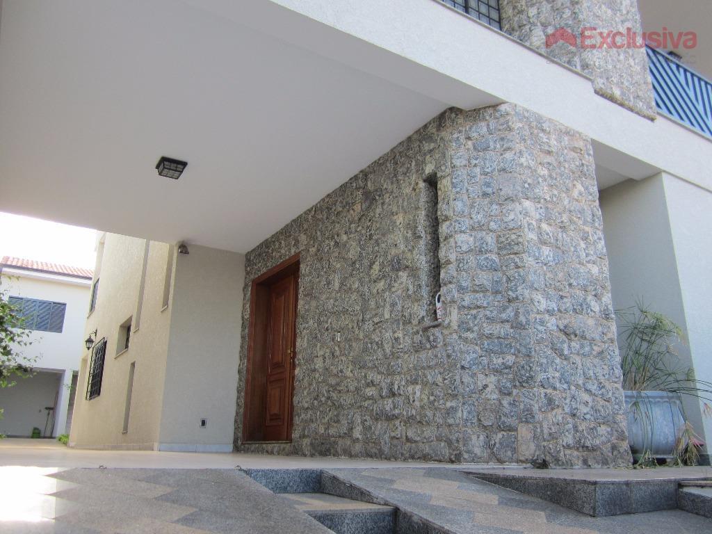 Casa residencial à venda, Nossa Senhora Aparecida, Paulínia - CA0811.